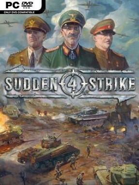 Sudden Strike 4 Free Download (v1.15 & ALL DLC's)