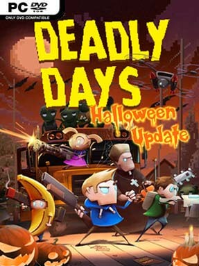 Deadly Days Free Download (v1.5.8F1)