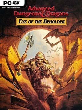 Eye Of The Beholder Free Download (GOG)