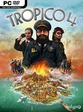 Tropico 4 Free Download (Incl. ALL DLC's)